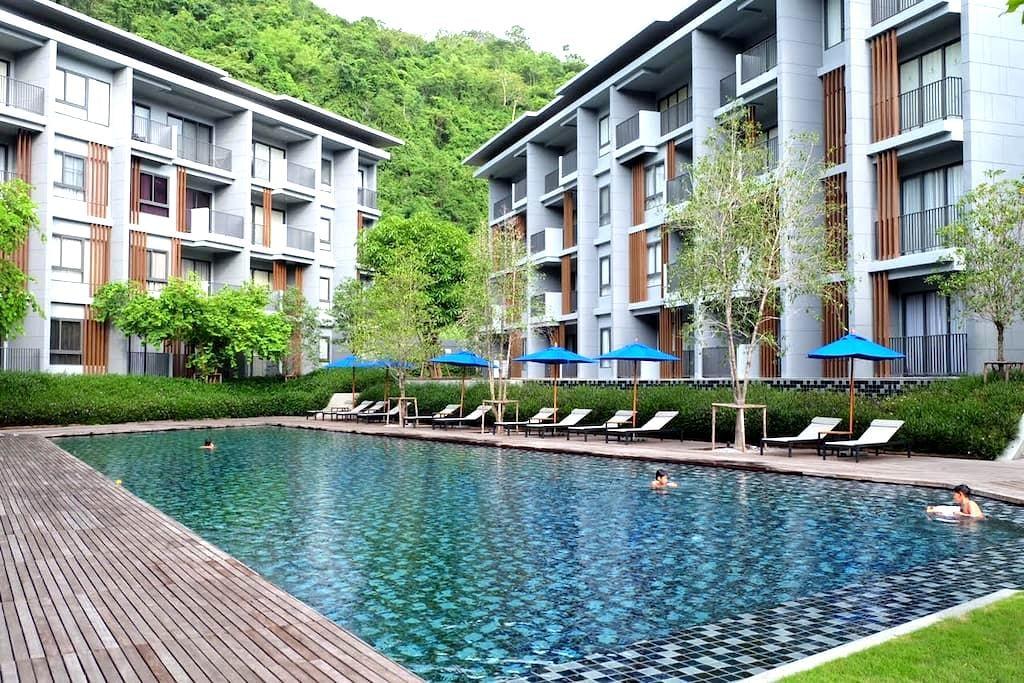 23Degree Khao Yai 2br Luxury Condo - Nakhon Ratchasima - Lejlighed
