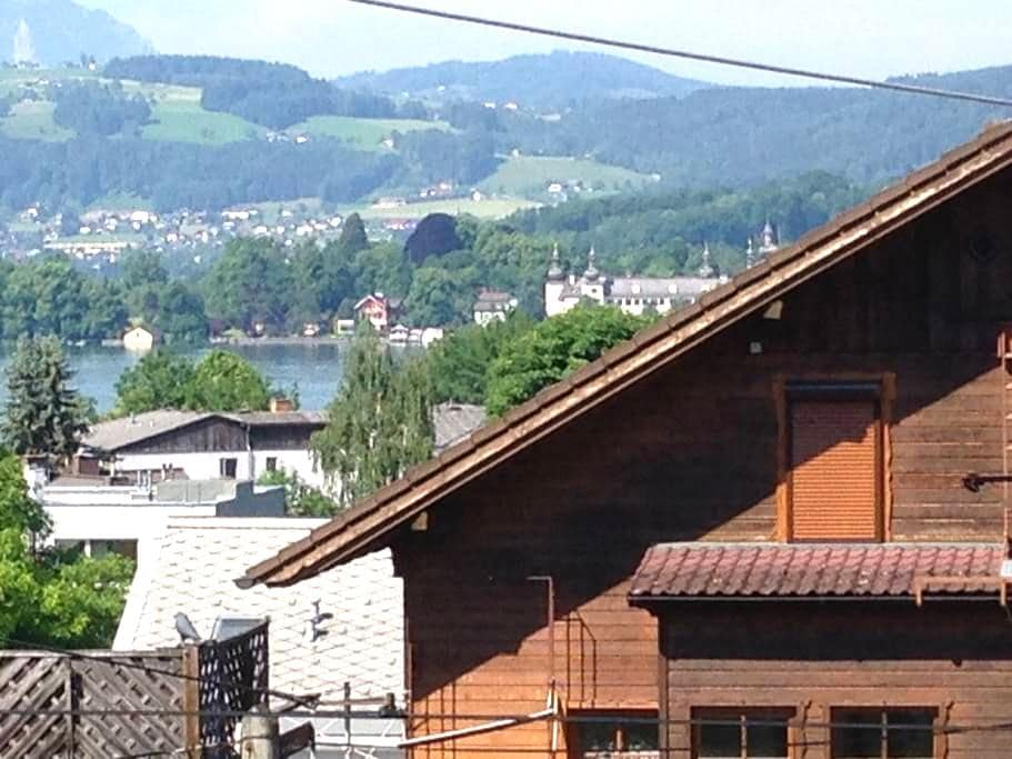Appartment Traunsee - Gmunden - Byt
