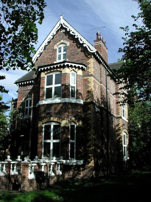 Liverpool Wirral Hoylake Oxton Walking Food Golf - Oxton - Bed & Breakfast