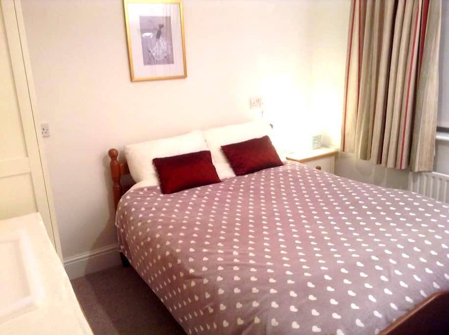 Lovely double room near Nottm & M1 - Nuthall