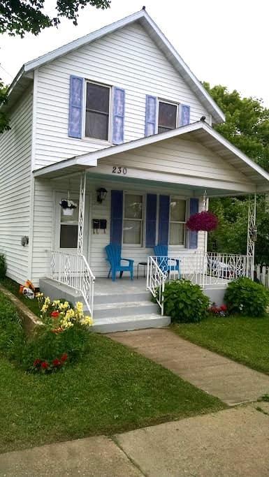 First floor 2 bedroom duplex - Marquette - Διαμέρισμα