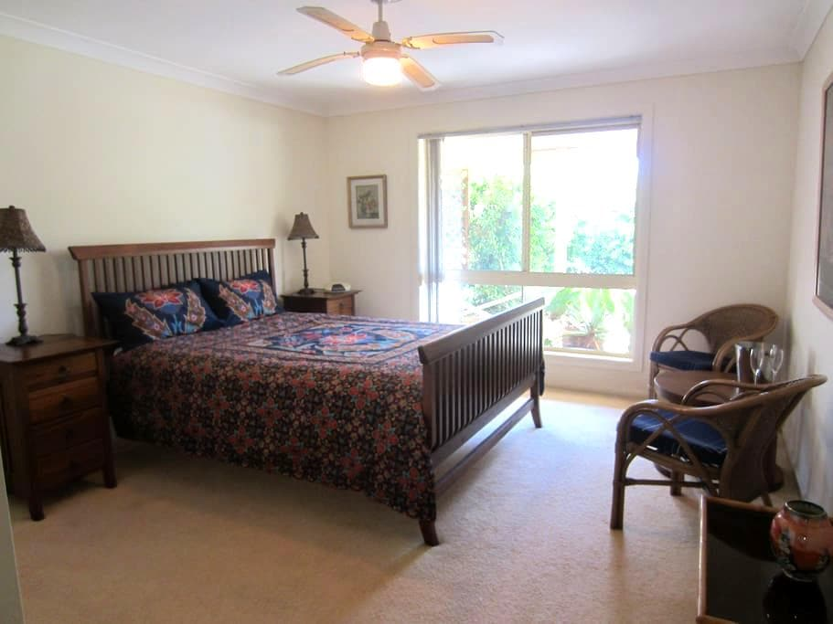 South West Rocks NSW. Whole house. Perfect privacy - South West Rocks - Bed & Breakfast