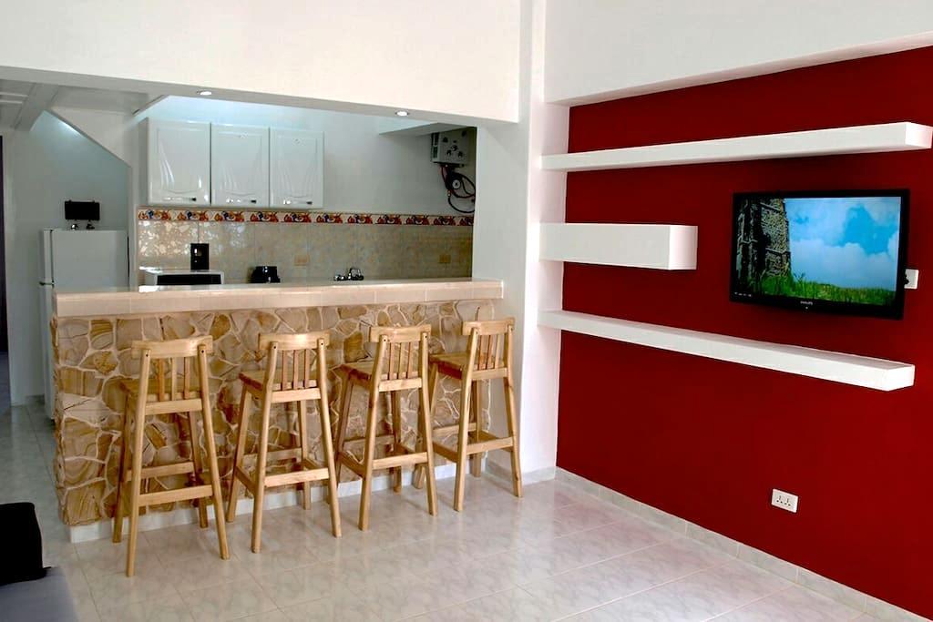 Minimal Luxury 1 Apartmento Vedado - Havana - Apartamento