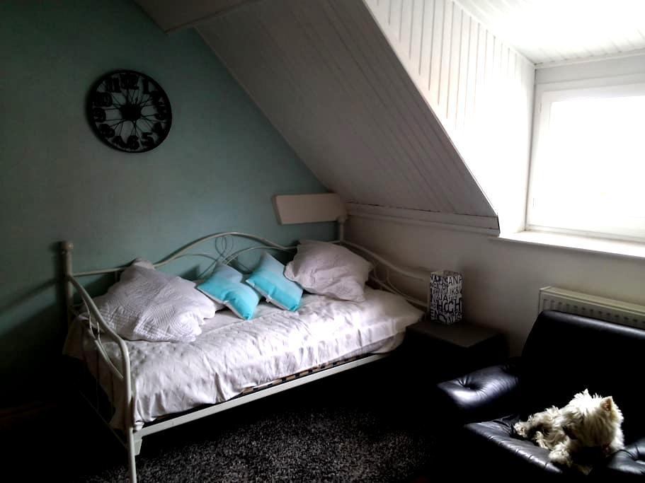 Jolie chambre proche du centre ville maison 1930 - Cambrai - House