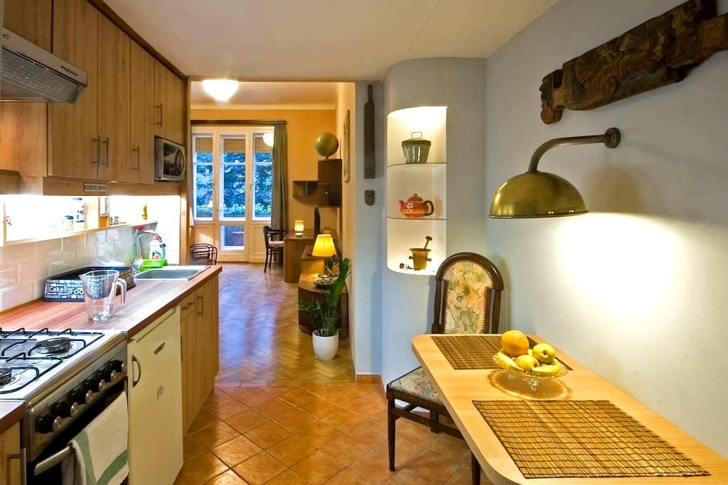 COZY & COMFORTABLE apartment with BALCONY in Buda - Budapest - Pis