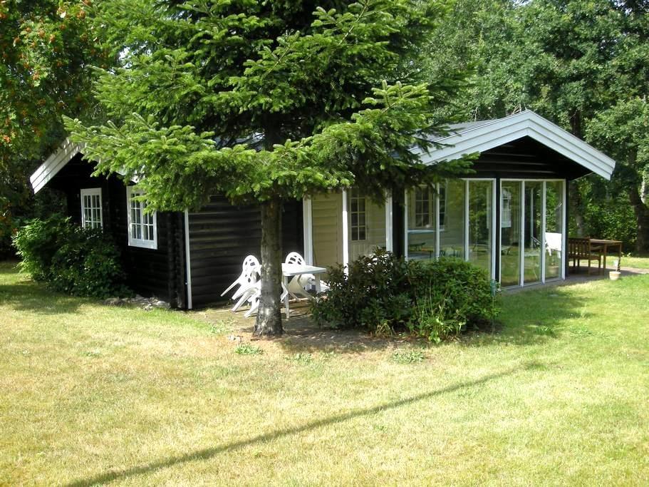 Hyggeligt bjælkehus 17 km - Gatten - Farsø - Hus