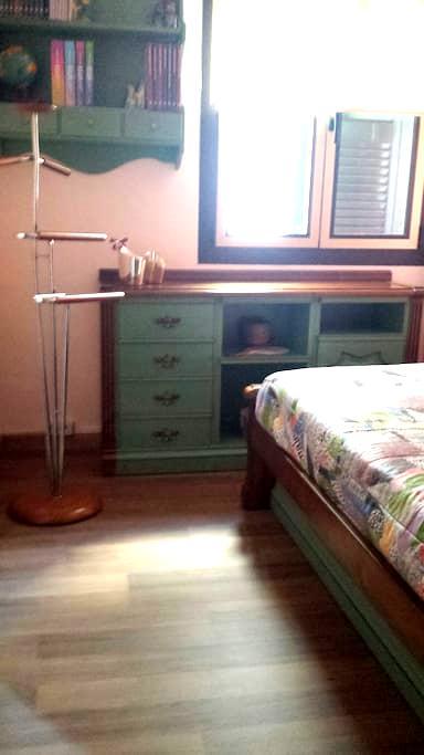 Habitación confortable - cama nido. - Palma de Mallorca - Leilighet