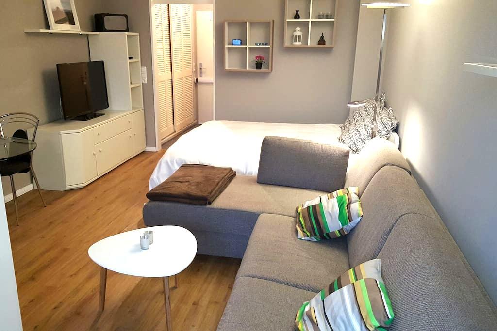 Tolles Studio direkt an der Ostsee - Sierksdorf - Apartment