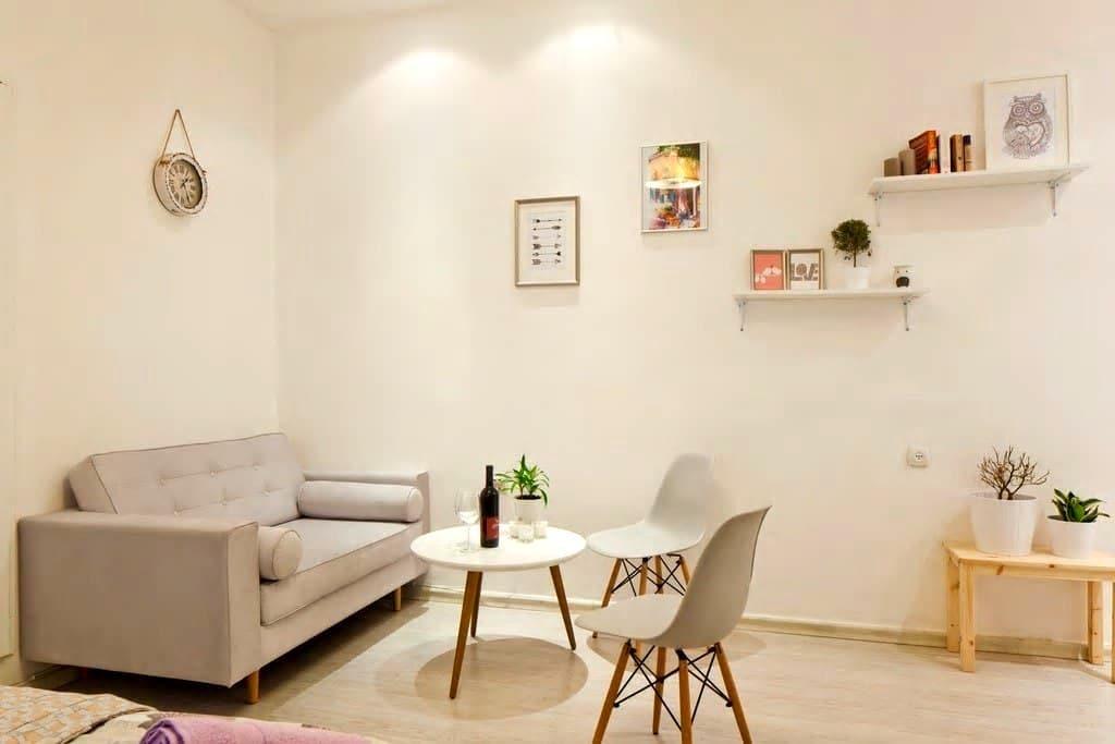 Apartment next to the beach  - Tel Aviv-Yafa - Daire