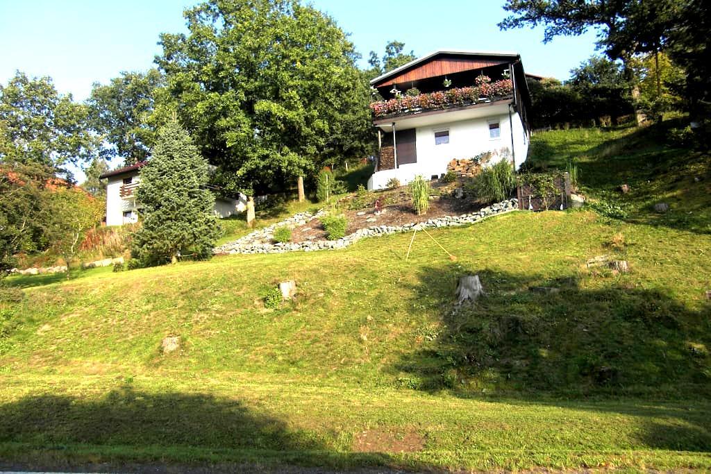 Ferienhaus im Edertal zu vermieten. - Hatzfeld (Eder) - Casa