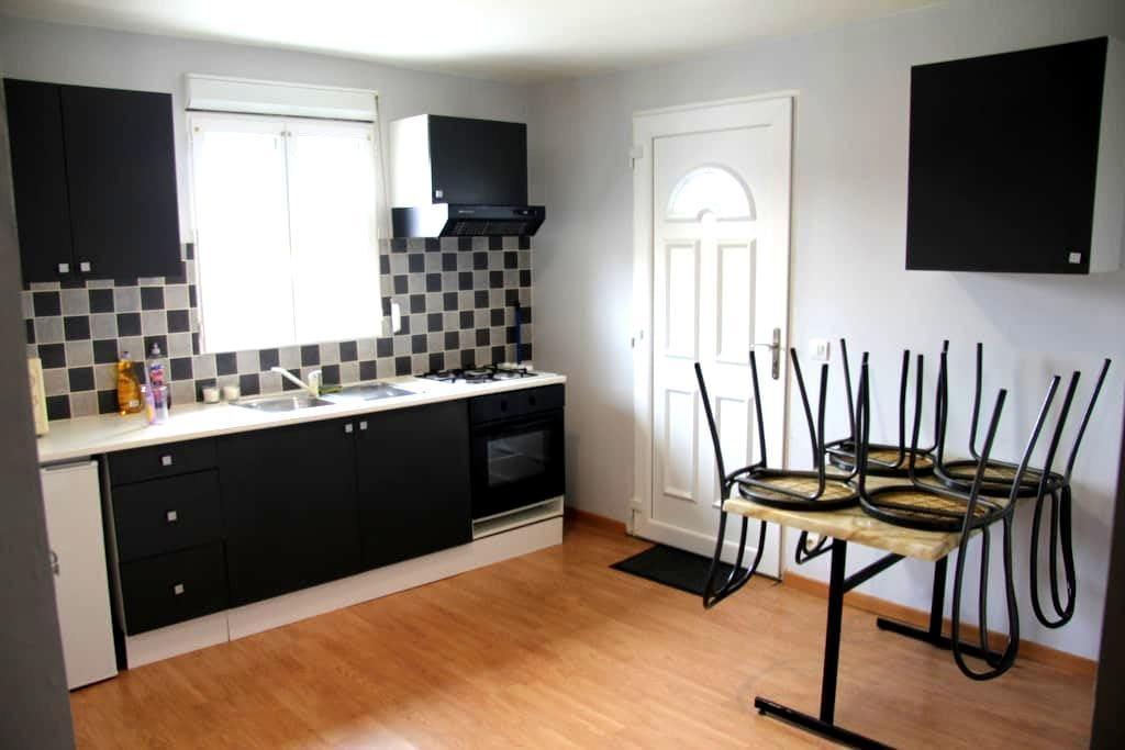 Appartement à la campagne - Loisy-sur-Marne - Leilighet