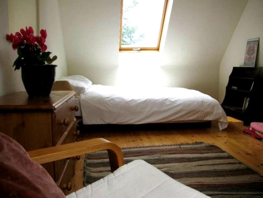 Davington Schoolhouse, Double room - Eskdalemuir - Pensió