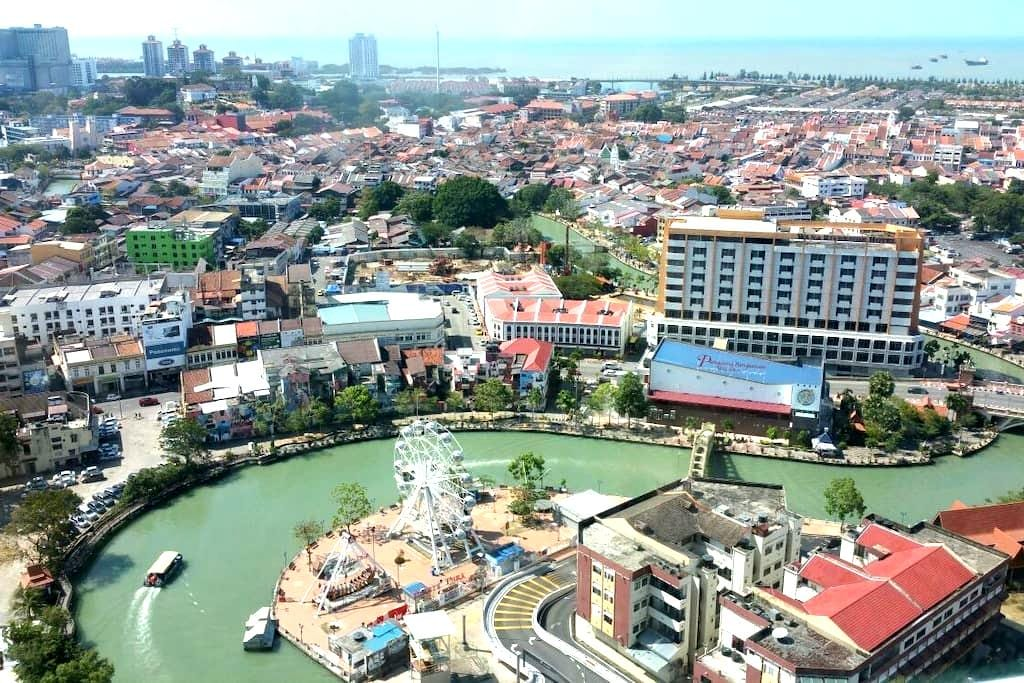 Ideal Studio Apartment @ The Shore - Malacca - Huoneisto