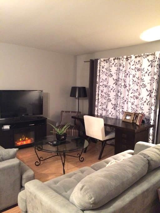Private room in Chateauguay - Châteauguay - Wohnung
