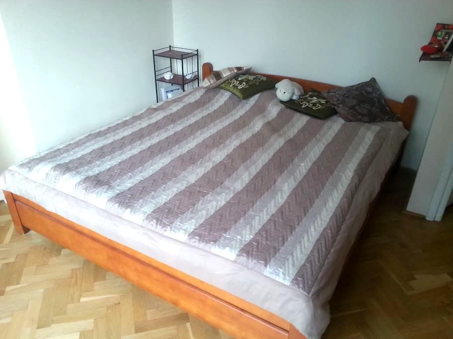 Cozy room, CENTER, next to SUBWAY - Warszawa - Dom
