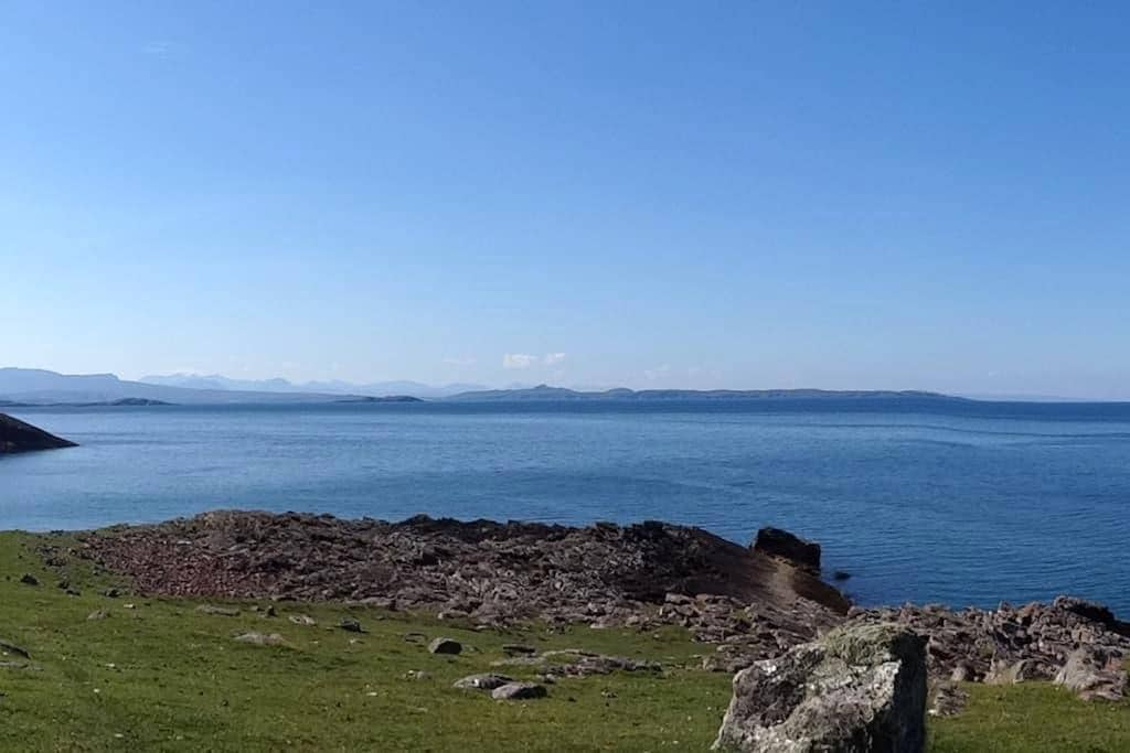 Mullach - a stunning house in spectacular scenery - Lochinver - House