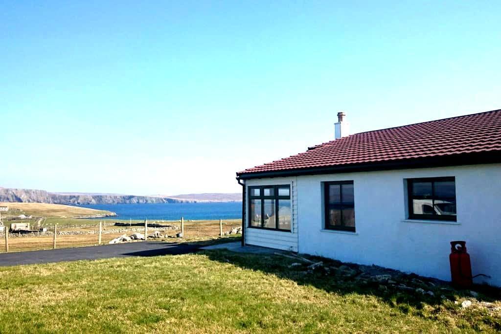 2  bedroom cottage, superb views - Cullivoe