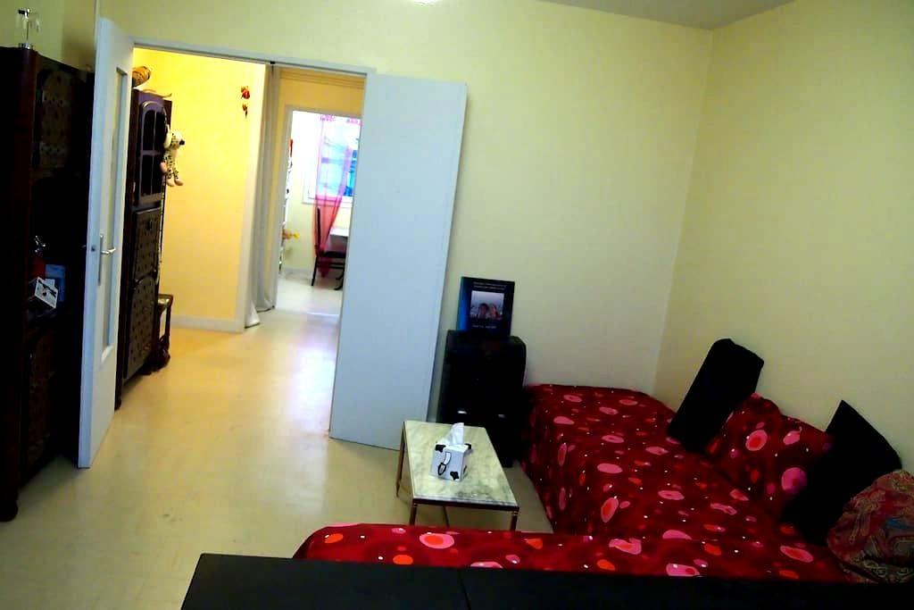 Appartement pour 4 personnes Tours Nord - Tours