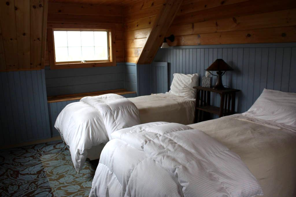 Muzzy Ridge Farm Lambs Room - Searsmont