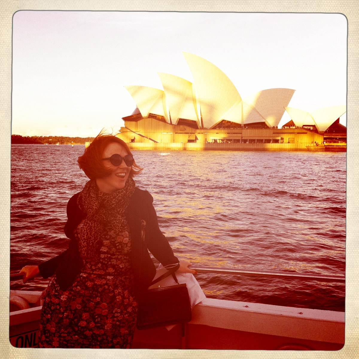 Alexandra from Rushcutters Bay