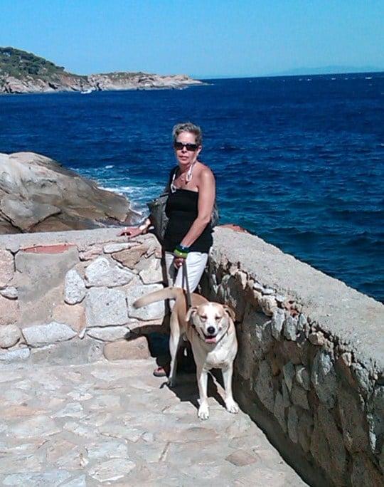 Daniela from Rapallo