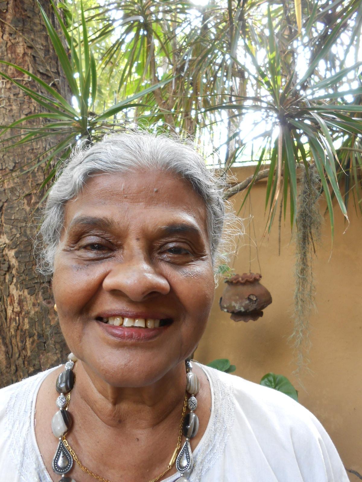 Mettha from Colombo