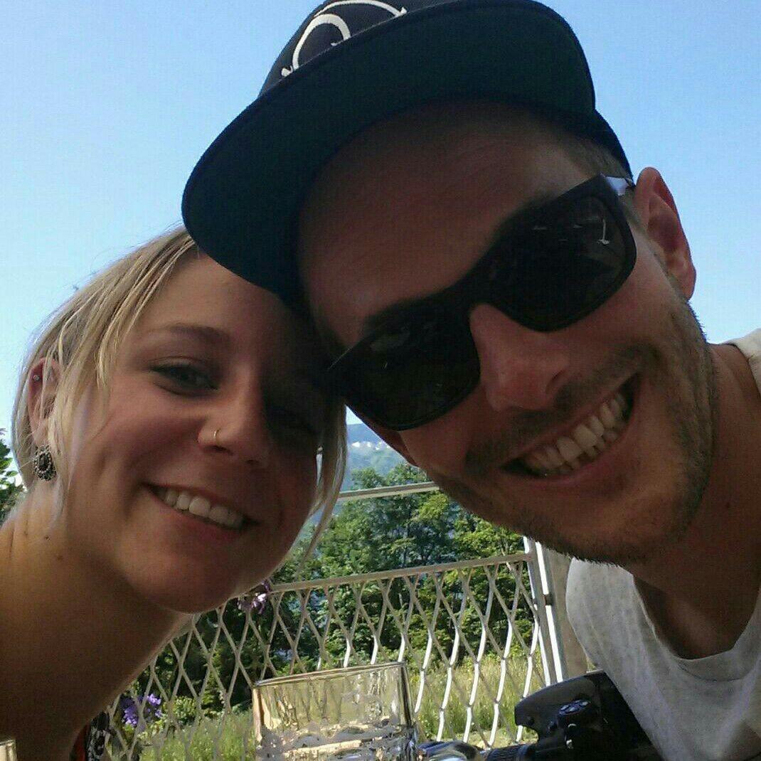 Thomas &  Nadine From Switzerland