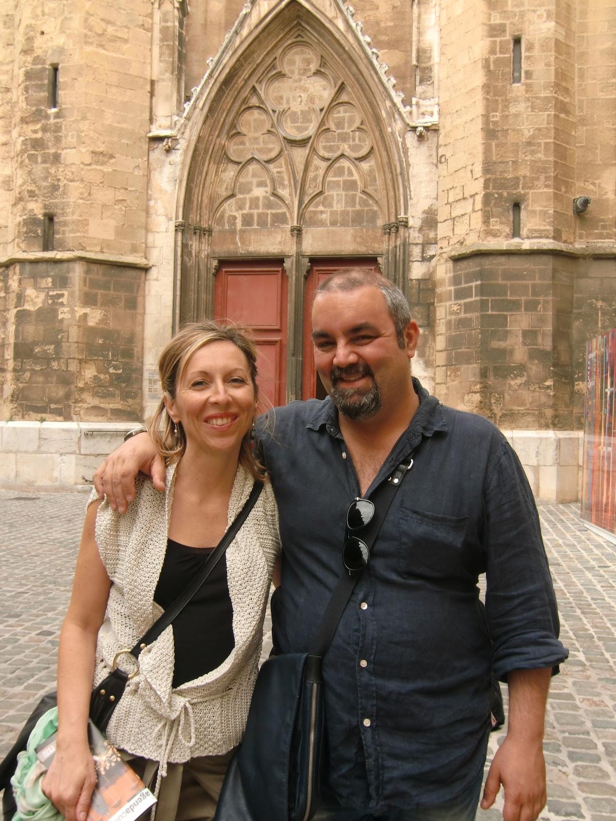 Pier Francesco & Sara From La Spezia, Italy