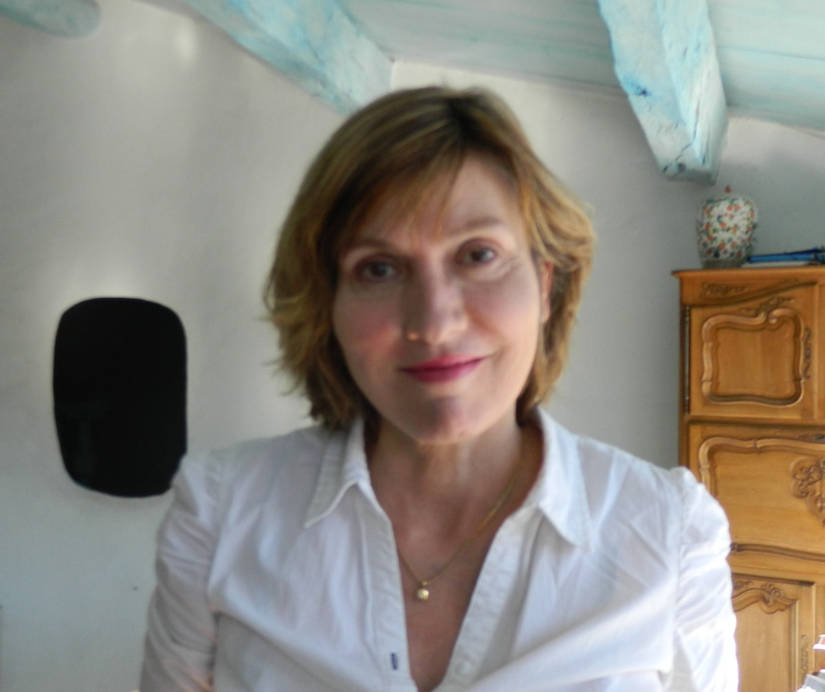 Catherine from Cagnes-sur-Mer