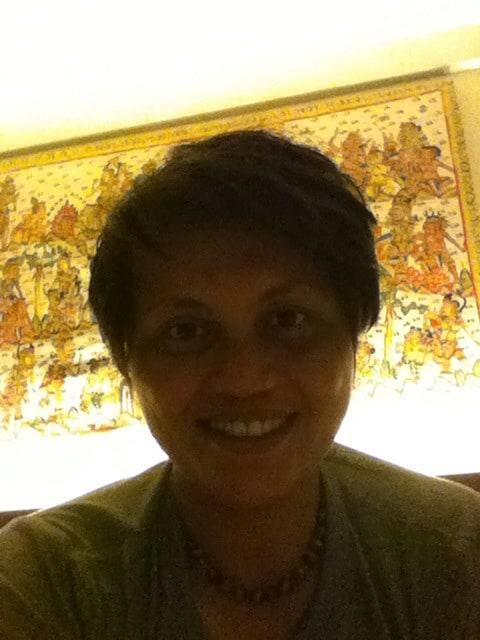Ati From Kuta, Indonesia