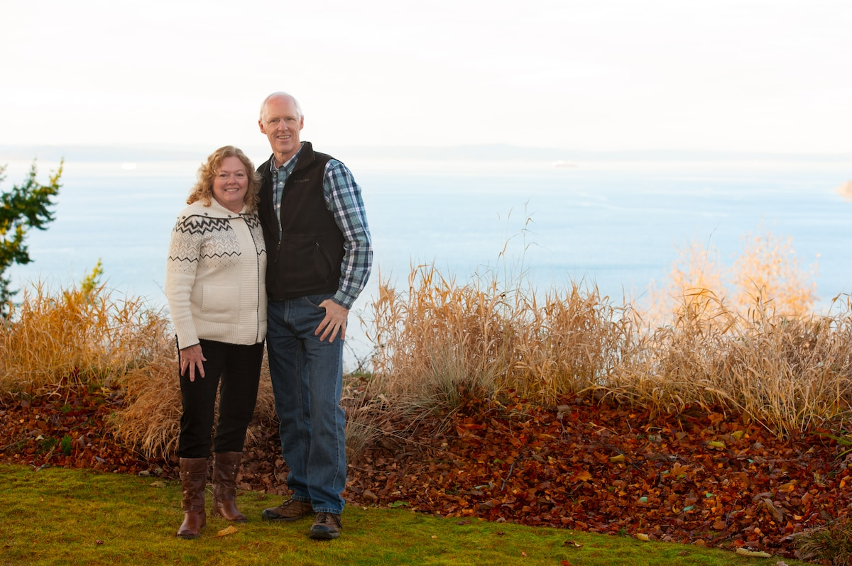 Nancy & Tom from Burien