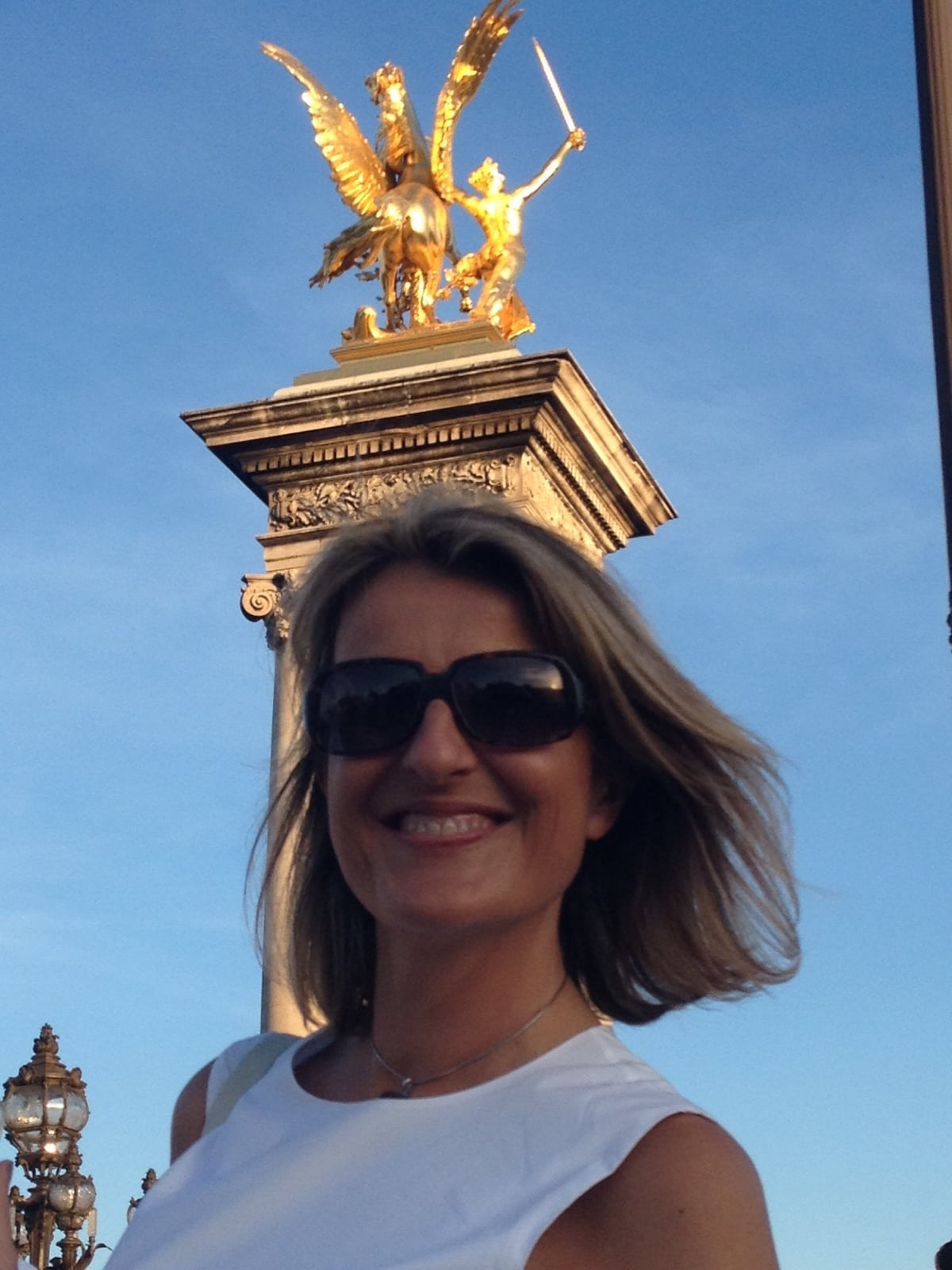 Marie Sabine From Saint-Tropez, France