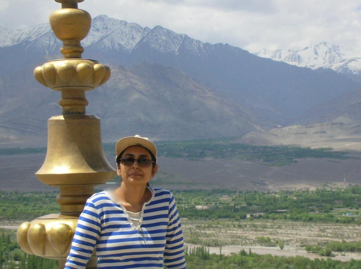 Amita from Jaipur