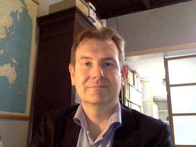 Christiaan From Leiden, Netherlands