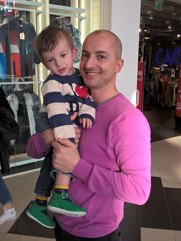 Umberto From Ostuni, Italy
