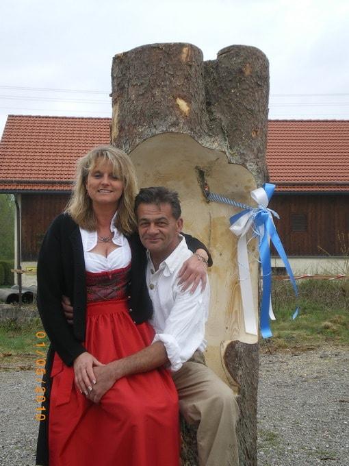 Ralph Und Bine From Gauting, Germany