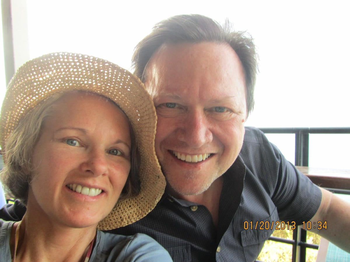 Scott & Lynda From Durham, NC