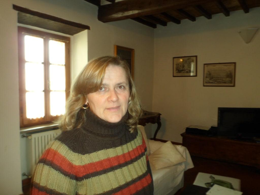 Luciana from Lugnano