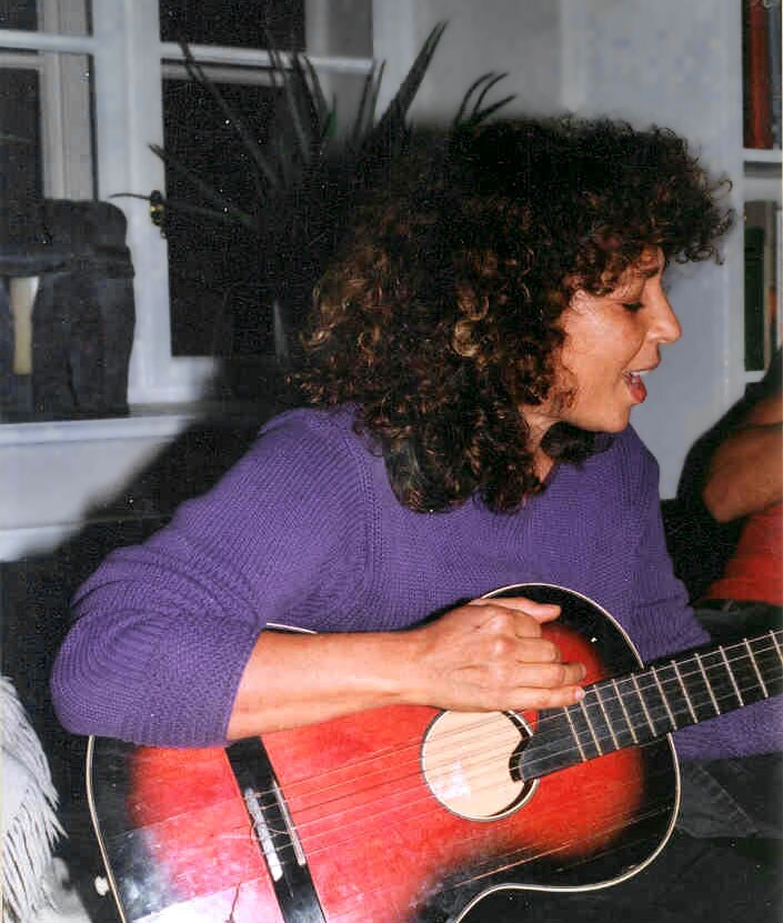 Tété from Praia