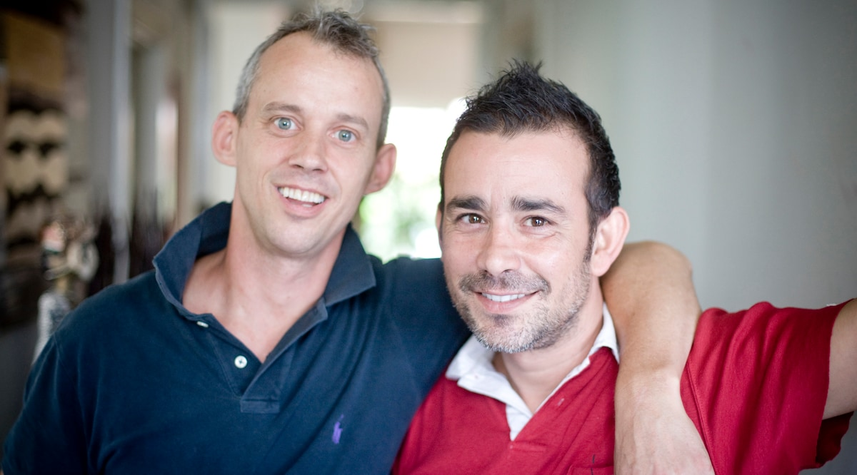 Paul & Marco From Saint Kilda, Australia