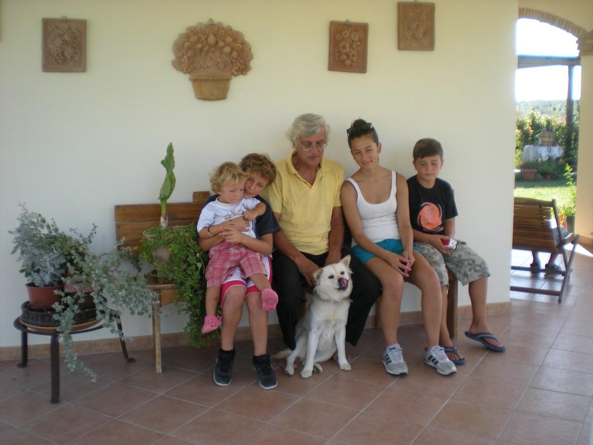 Aldo from Todi