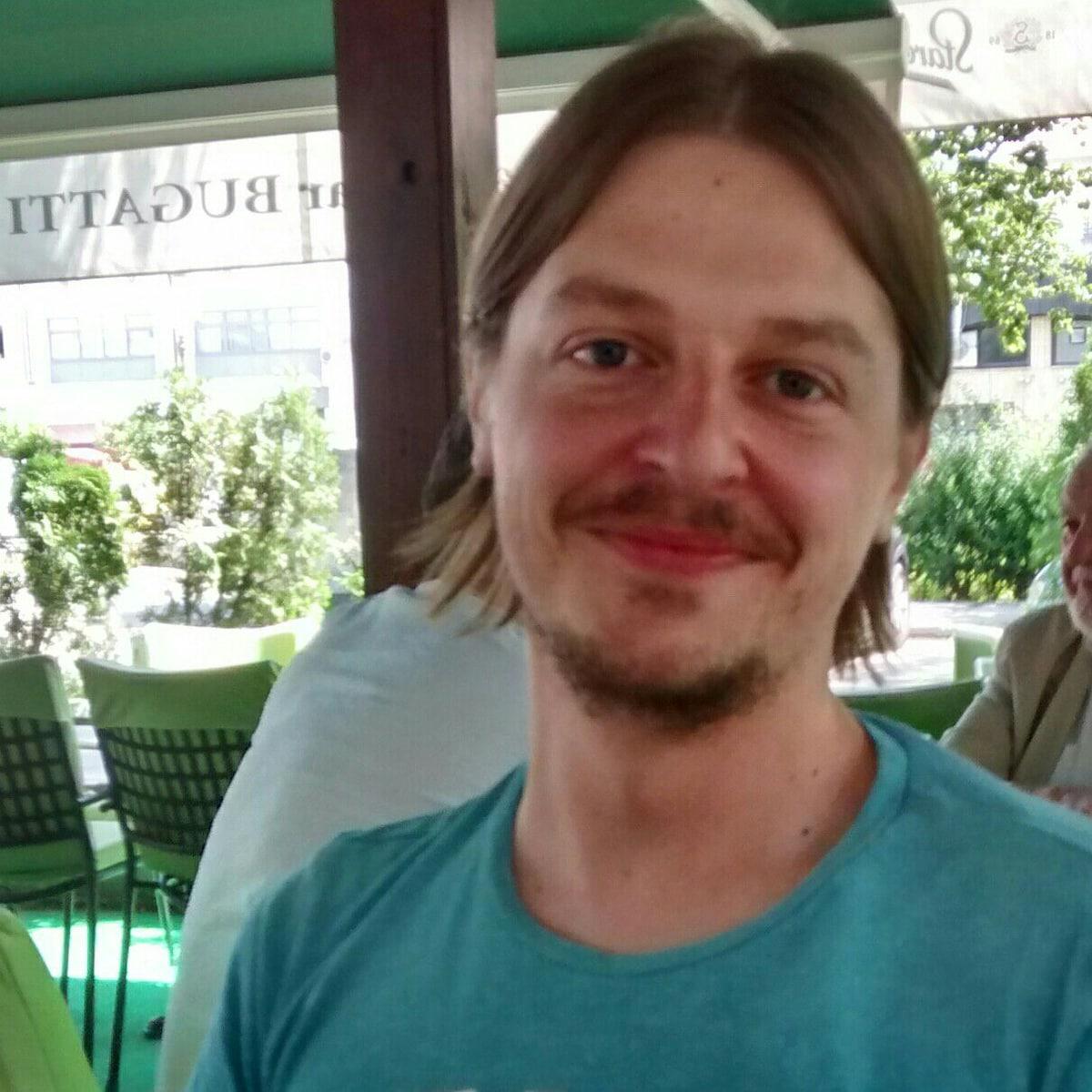 Tomislav from Zagreb