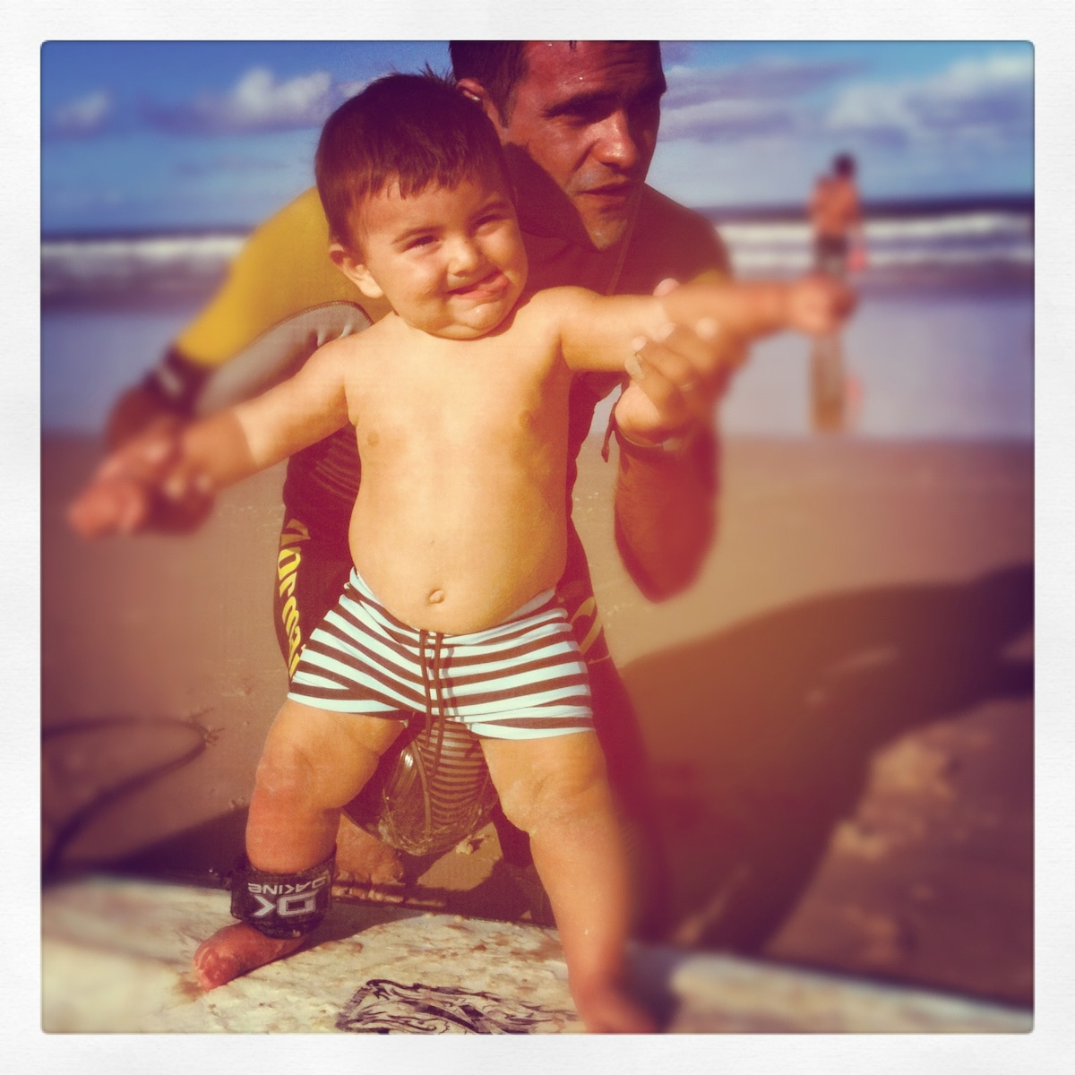 I am a professional surfer, competed in the ASP Wo