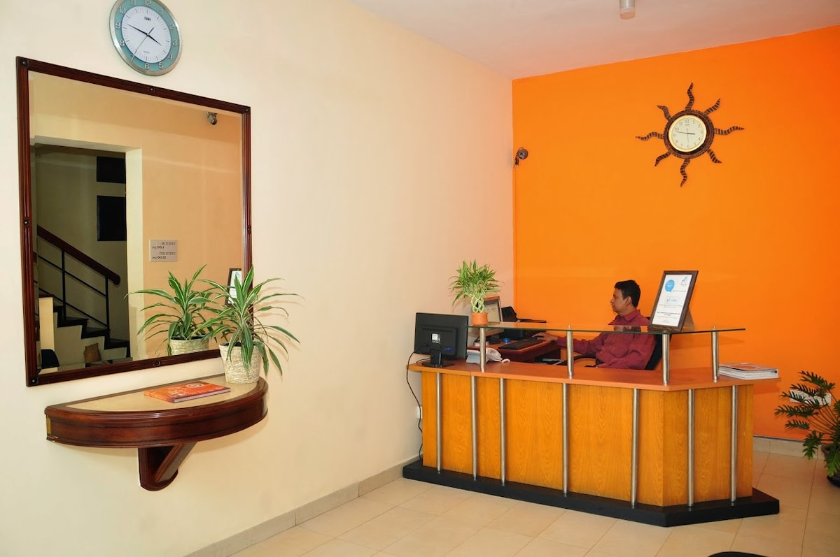 Nestled amidst the bustling city of Colombo, Alfre