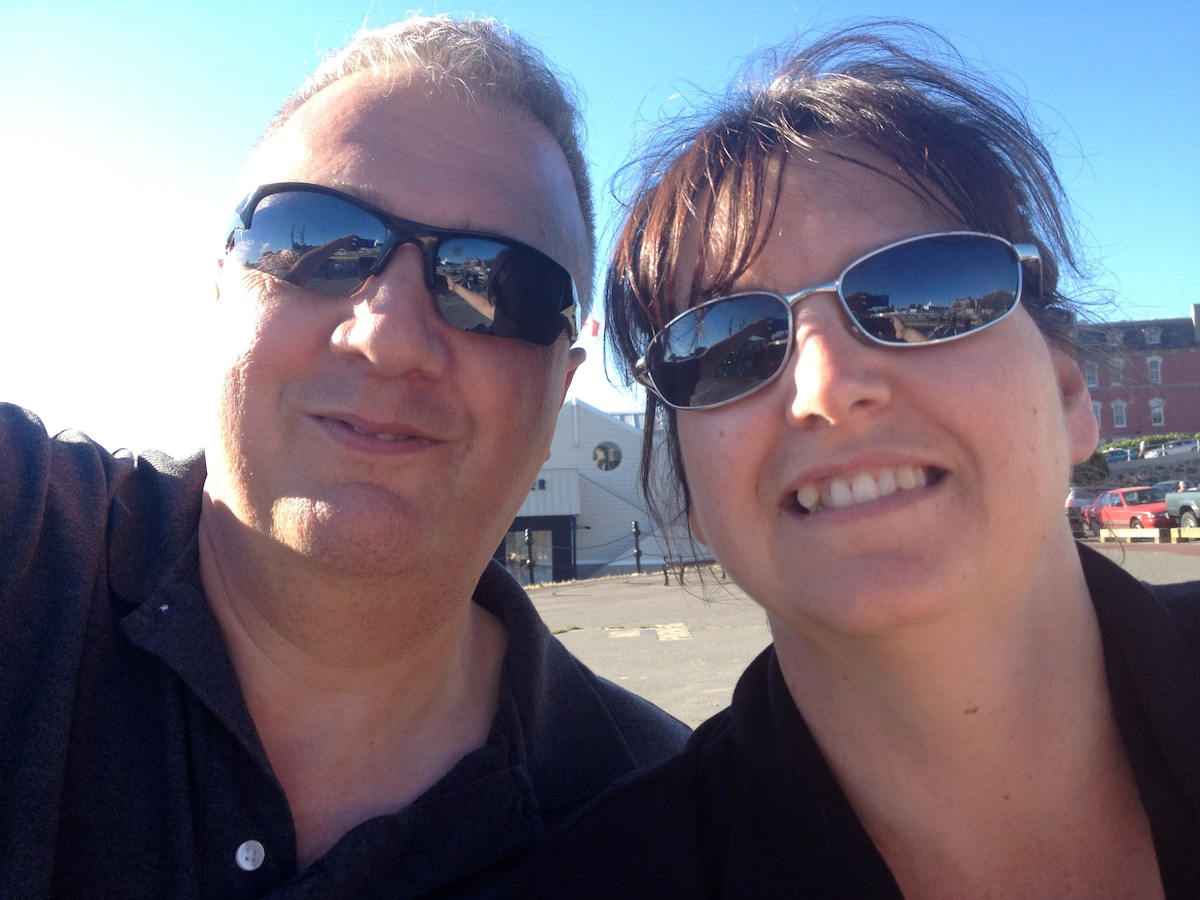 Frank And Angela From Victoria, Canada