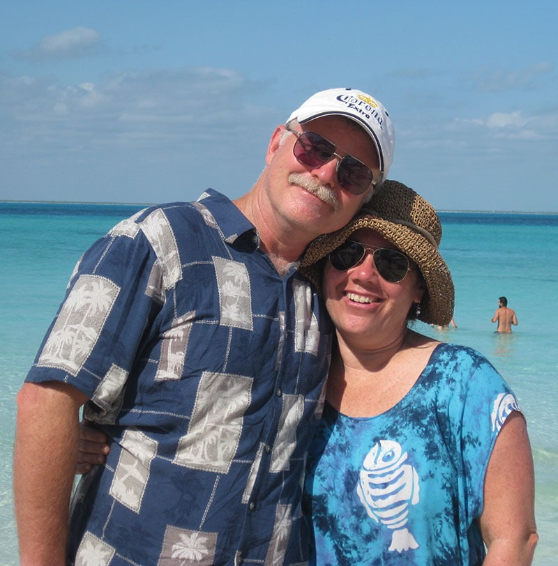 Jim And Mary From Burnsville, NC