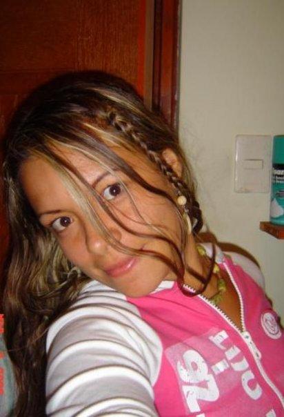 Karla From Punta Negra, Peru