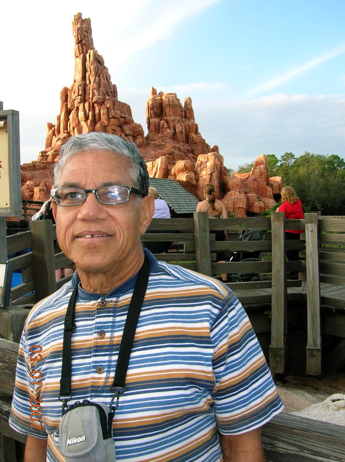 Peter from Ocho Rios