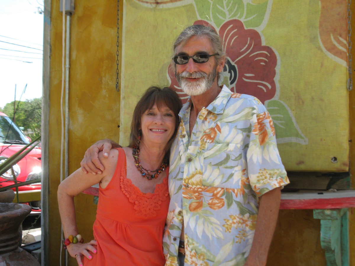 Dan & Donna from Port Aransas