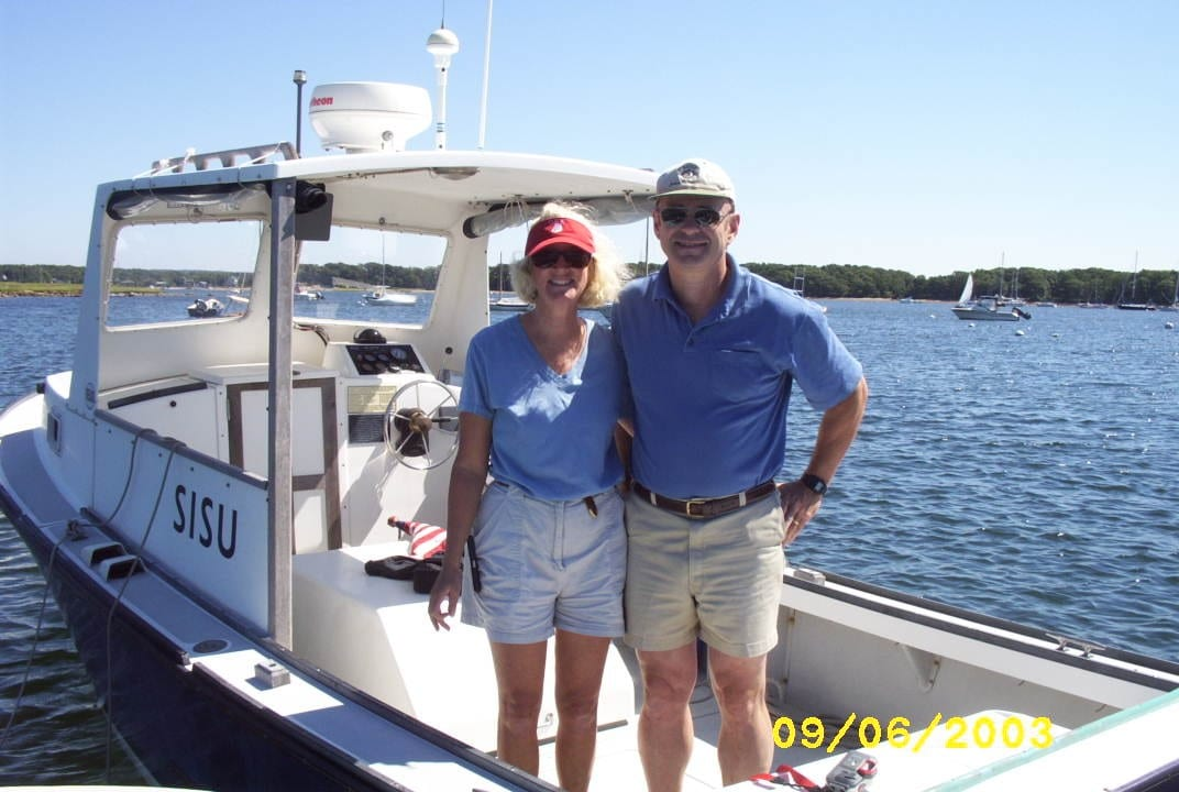 Susan From Falmouth, MA